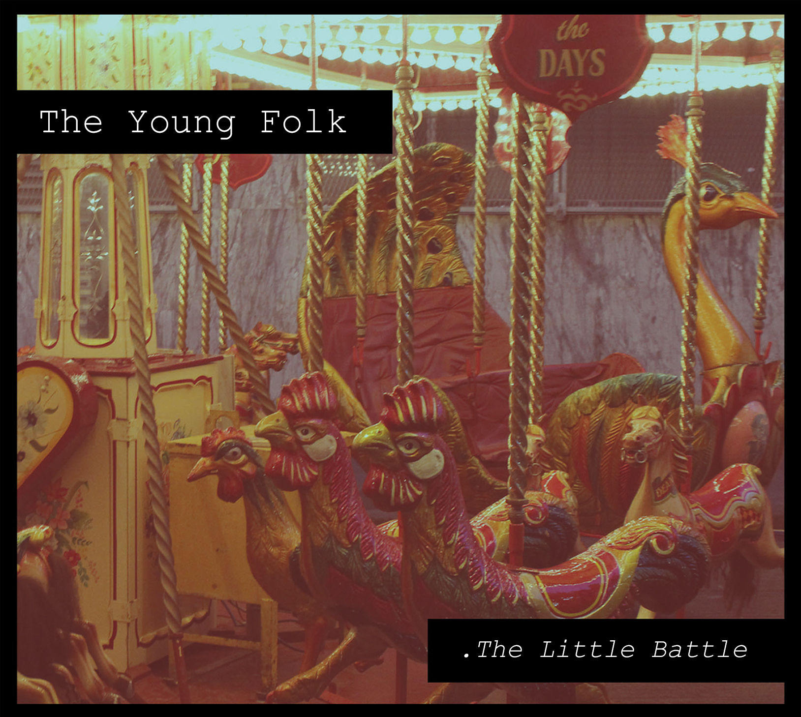 The Little battle Album cover